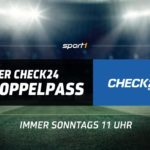 Sport1 Check24 Doppelpass am 15.11.2020